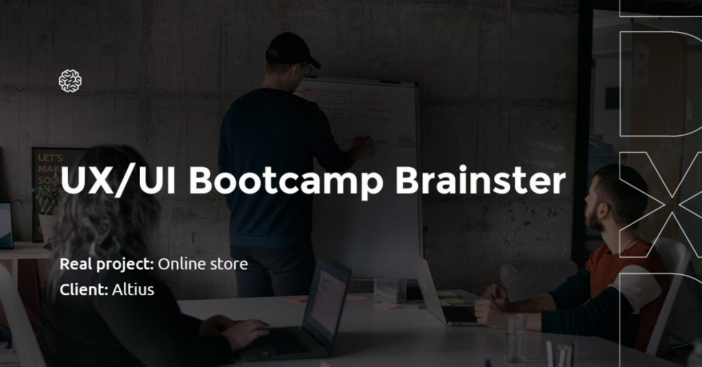 Online-shop_Hackathon_UX-Design-Bootcamp_Brainster
